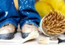 Полезные советы как удалит с одежды пятна от краски любого типа